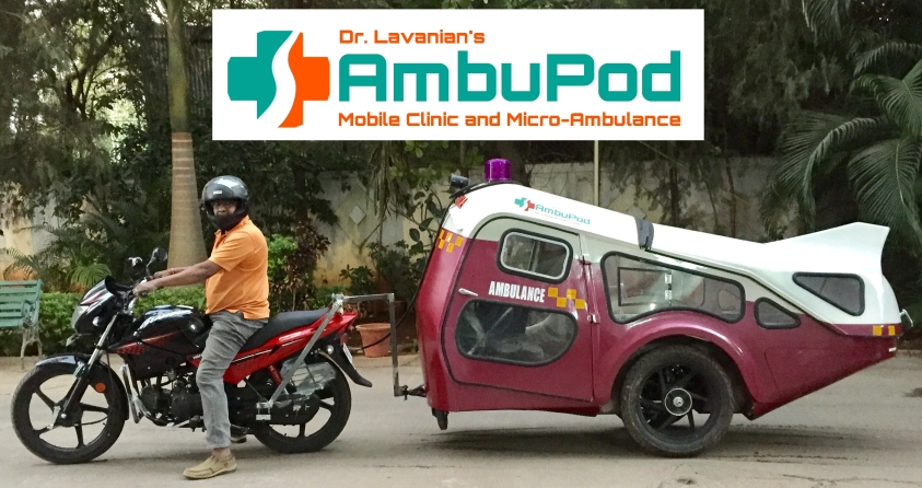 AmbuPod - The micro Ambulance